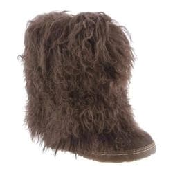 Women's Bearpaw Boetis Chocolate II