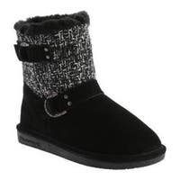 Women's Bearpaw Nova Boot Black II