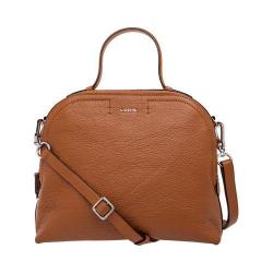 Women's Lodis Kate Caitlin Satchel Toffee