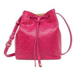 Women's Lodis Palma Blake Small Drawstring Handbag Fuchsia