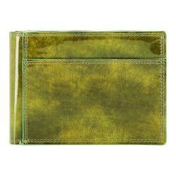 Men's Remo Tulliani Bigman Green Glaze Patent Leather