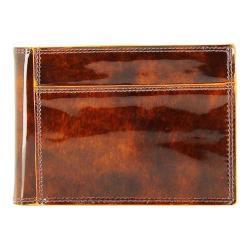 Men's Remo Tulliani Bigman Orange Glaze Patent Leather