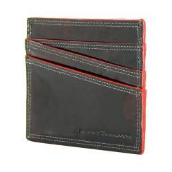 Men's Remo Tulliani Slickman Maroon Glaze Patent Leather