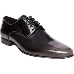 Men's Steve Madden Neves Ombre Oxford Black/Grey Leather