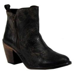 Women's Diba True Java Time Ankle Boot Charcoal Leather