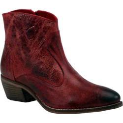 Women's Diba True Plen Tee Cowboy Boot Lobster Leather
