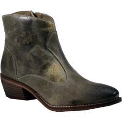 Women's Diba True Plen Tee Cowboy Boot Off White Leather