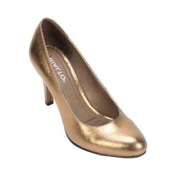 Women's Rialto Charlee Pump Antbronze Metallic/Synthetic