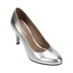 Women's Rialto Charlee Pump Antsilver Metallic/Synthetic