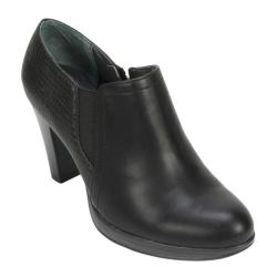 Women's Rialto Posie Shootie Black Smooth/Synthetic