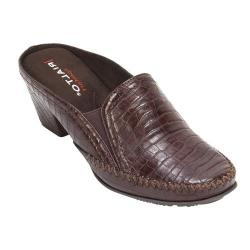 Women's Rialto Vette Dark Brown E-Print/Synthetic