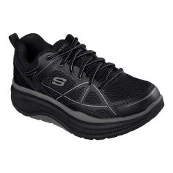 Women's Skechers Work Relaxed Fit Cheriton Slip Resistant Shoe Black/Gray