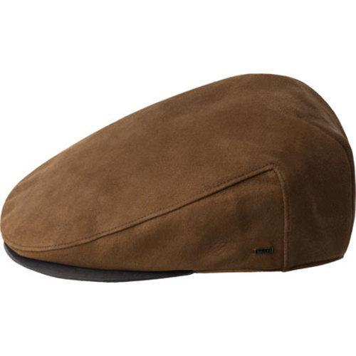 7b606a2cb3c33 Shop Men s Bailey of Hollywood Pinckney Flat Cap 25470BH Chestnut - Free  Shipping Today - Overstock - 12834401