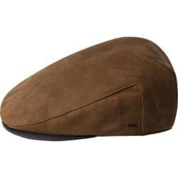 Men's Bailey of Hollywood Pinckney Flat Cap 25470BH Chestnut