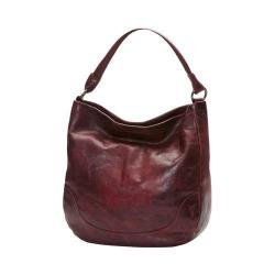 Women's Frye Melissa Hobo Wine