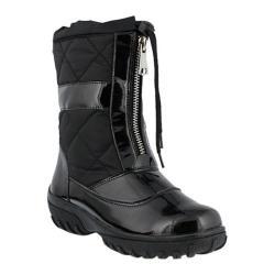 Women's Spring Step Tamas Boot Black Nylon