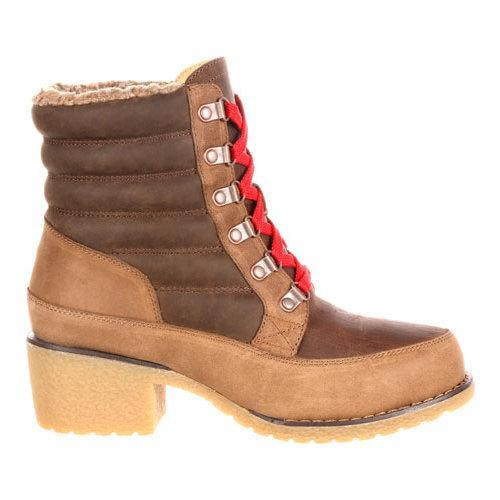 Women's Durango Boot DRD0152 6in Durango Cabin Collection Boot Brown Full  Grain Leather - Free Shipping Today - Overstock.com - 19605072