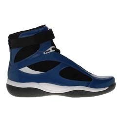 Men's Fila Helmsman High True Blue/Black/White