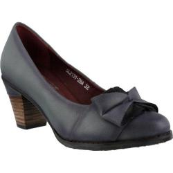 Women's L'Artiste by Spring Step Nella Pump Lavender Leather