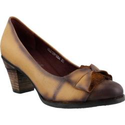 Women's L'Artiste by Spring Step Nella Pump Natural Leather