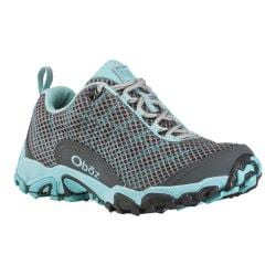 Women's Oboz Aurora Hiking Shoe Iceberg