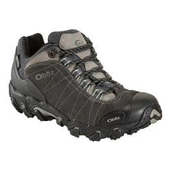 Men's Oboz Bridger BDry Hiking Shoe Dark Shadow