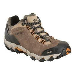 Men's Oboz Bridger BDry Hiking Shoe Walnut