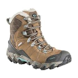 Women's Oboz Bridger Insulated 7in BDry Hiking Boot Tan