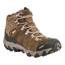 Women S Oboz Bridger Mid Bdry Hiking Boot Walnut Free