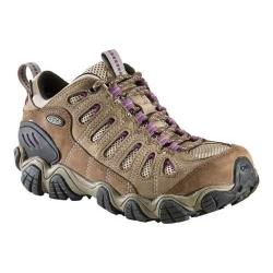 Women's Oboz Sawtooth Low BDry Hiking Shoe Violet