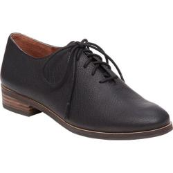 Women's Lucky Brand Castener Oxford Black Leather
