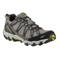 Men's Oboz Traverse Low Hiking Shoe Dark Shadow