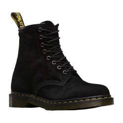 Dr. Martens 1460 8-Eye Boot Black Soft Buck