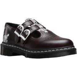 Women's Dr. Martens 8065 Lace Mary Jane Oxblood Smooth