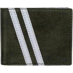Men's J.Fold Classic Roadster Leather Slimfold Wallet Olive