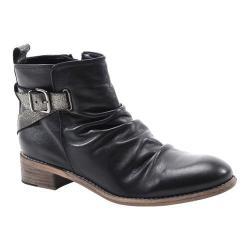 Women's Diba True Ris Kee Black/Pewter Leather
