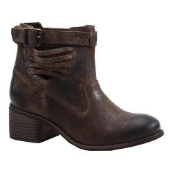Women's Diba True Winding Road Ankle Boot Chocolate Leather