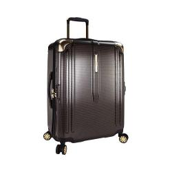 Traveler's Choice London Brown 26-inch Hardside Spinner Upright Suitcase