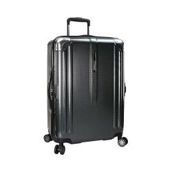 Traveler's Choice London Grey 26-inch Hardside Spinner Upright Suitcase
