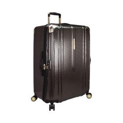 Traveler's Choice London Brown 29-inch Hardside Spinner Upright Suitcase
