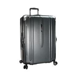 Traveler's Choice London Grey 29-inch Hardside Spinner Upright Suitcase