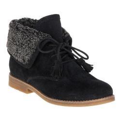 Women's Hush Puppies Marthe Cayto Winter Boot Black Suede