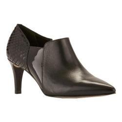 Women's Walking Cradles Smart Shootie Black Leather/Patent/Snake Print https://ak1.ostkcdn.com/images/products/128/770/P19630610.jpg?impolicy=medium