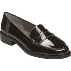 Women's Aerosoles Main Dish Loafer Black Patent