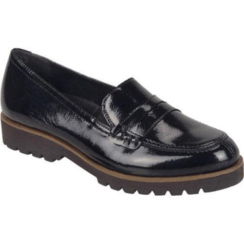 751c643b36d Shop Women s Remonte Kelani D0101 Penny Loafer Black - Free Shipping Today  - Overstock - 12877675