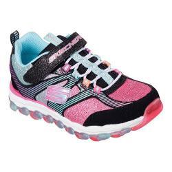 Girls' Skechers Skech-Air Ultra Glam It Up Sneaker Black/Multi