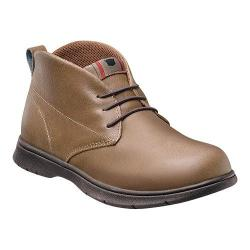 Boys' Florsheim Flites Chukka Jr. Tan Crazy Horse Leather