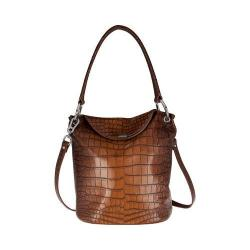 Women's Lodis Amy Lainy Convertible Bucket Bag Maple