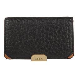 Women's Lodis Amy Mini Card Case Black
