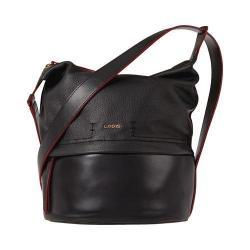 Women's Lodis Kate Toby Convertible Bucket Bag Black